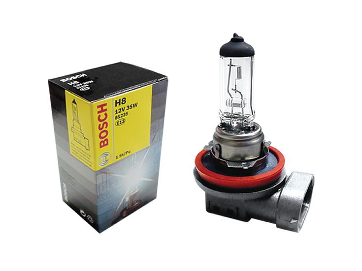 Bosch Halogen H8 Bulb 35W (10pcs/box)