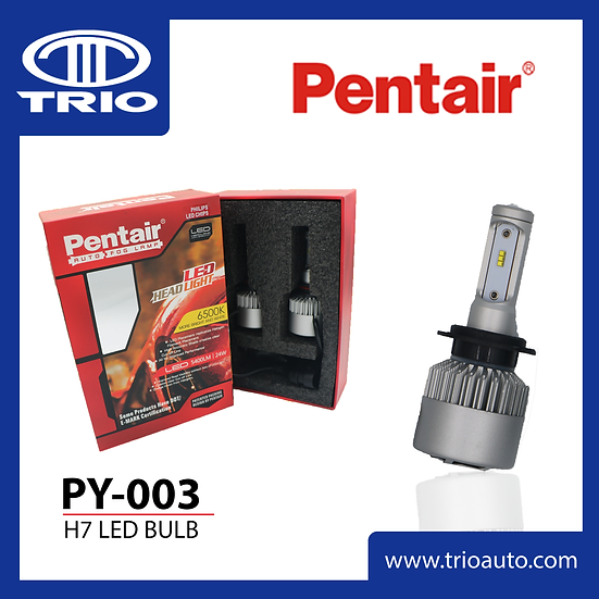 Pentair Led Headlamp Bulb (H7)
