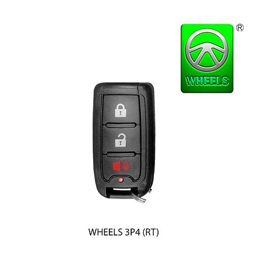 Wheels 3P4 HC-333 (RT sets)