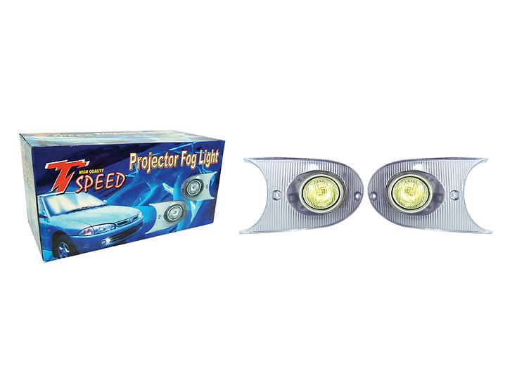 T-SPEED Projector Fog Lamp (Wira) (Yellow)