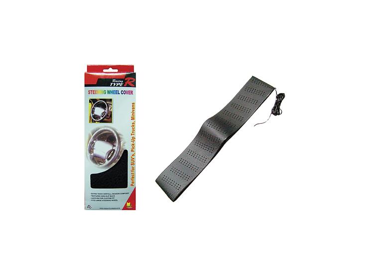 Steering Cover Black (M)