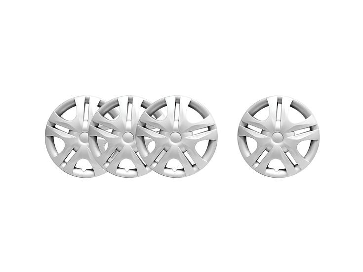 "Wheel Cover NS800 14""(Silver)"