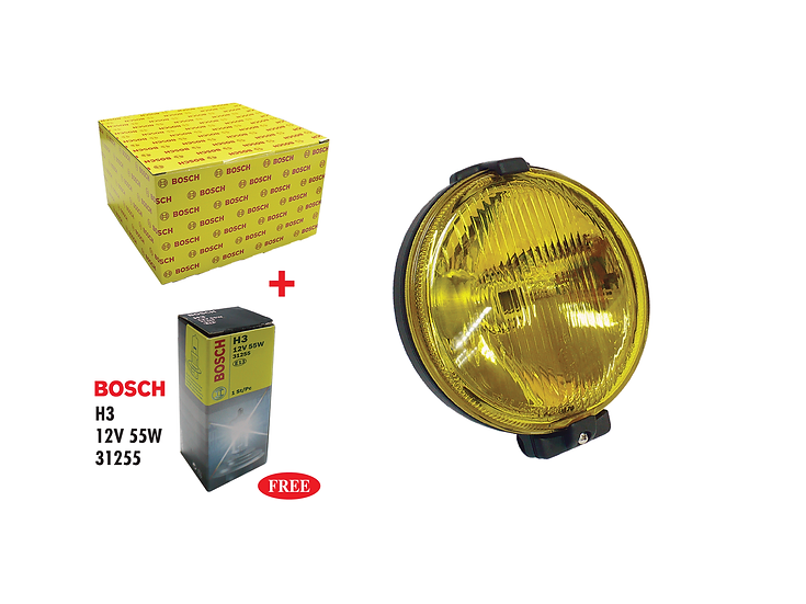 Bosch Spot Light P-160 (Yellow)