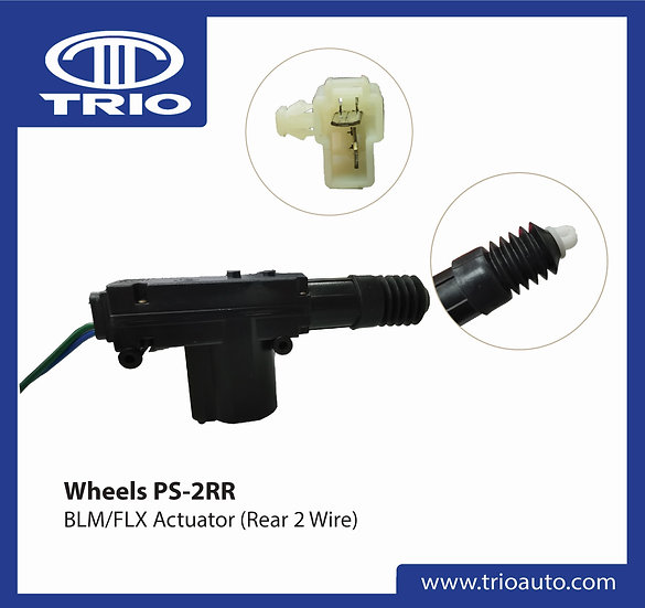 Wheels PS-2RR (OEM BLM/FLX Actuator)