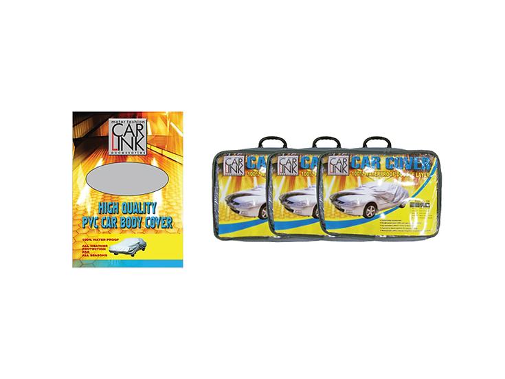 Carlink PVC Car Body Cover CL-1 (4x4)