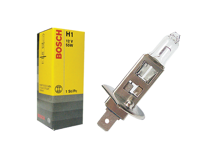 Bosch Halogen H1 Bulb 55W (10pcs/box)