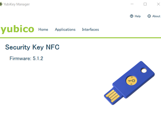 FIDO2セキュリティーキーで GitHub SSHアクセス強化