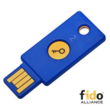 Security Key by Yubico を試せるプログラム (2018-05-16 時点)