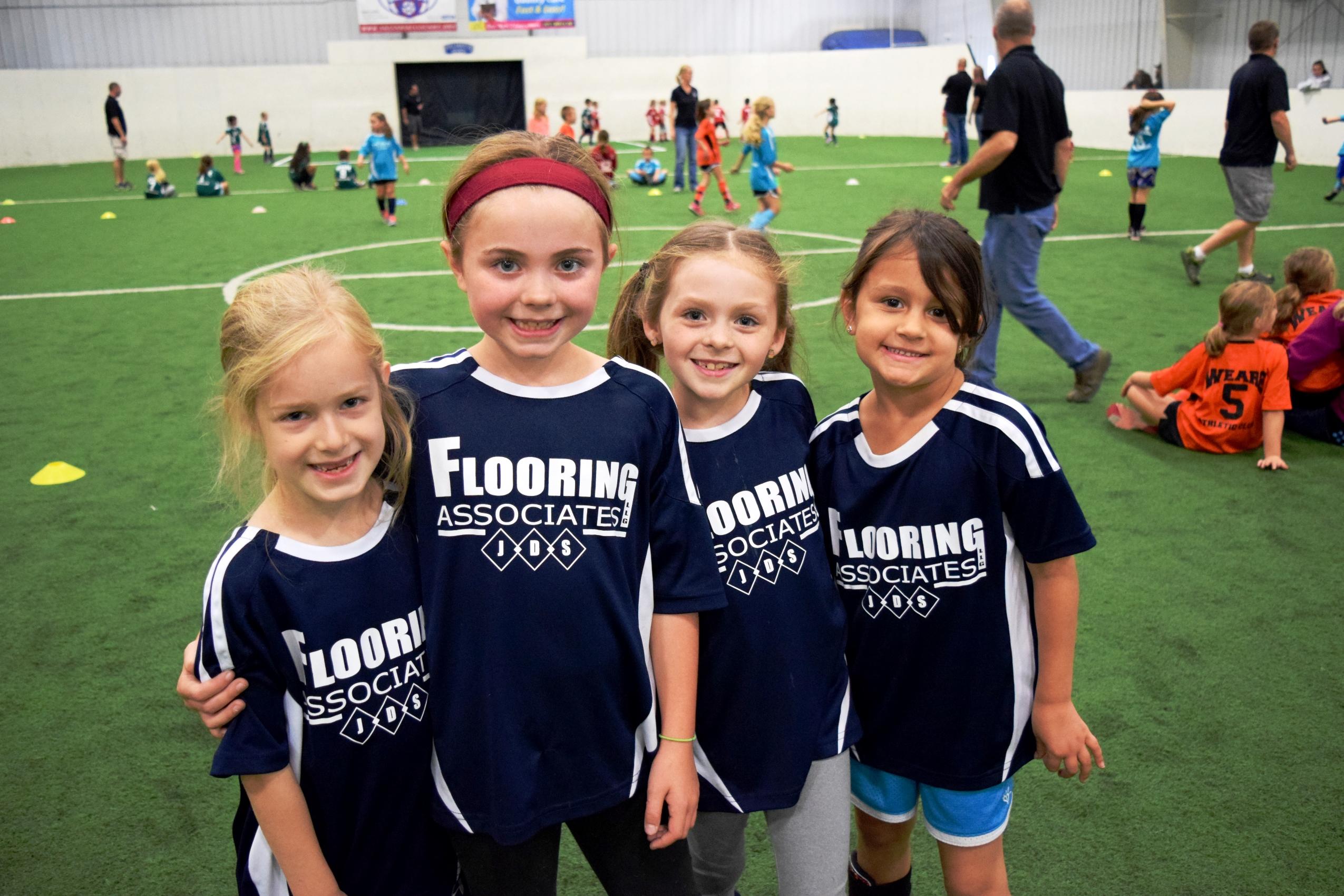 Weare Athletic Club Soccer Jamboree