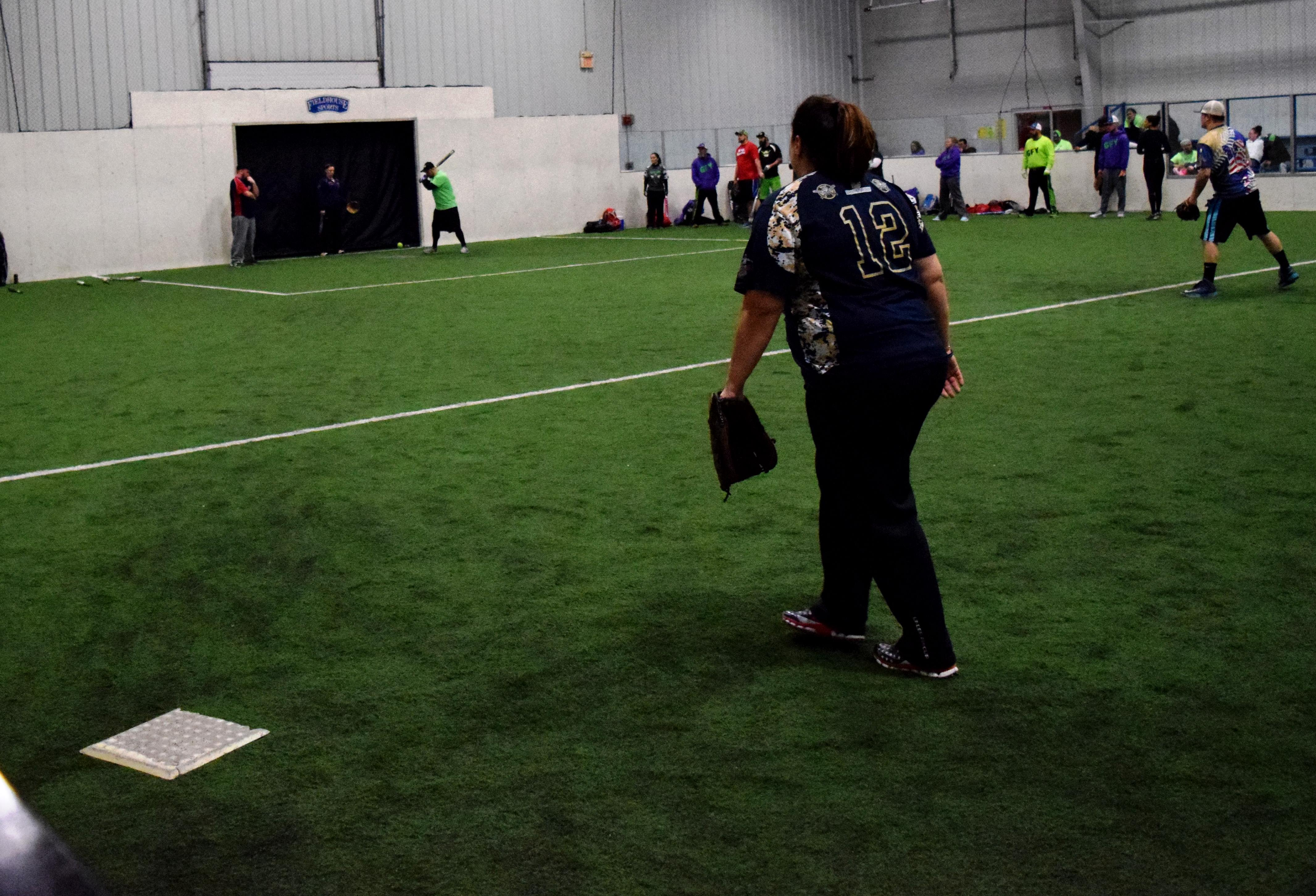 Softball tournament at FieldHouse