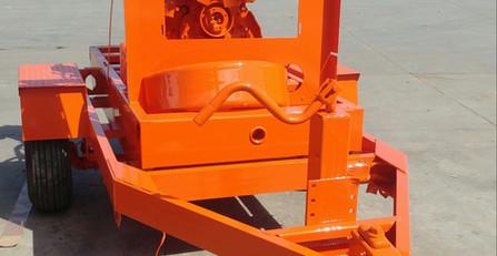 Orange Commercial Equipment
