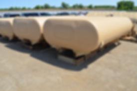 Fuel tanks with BattleJacket coating