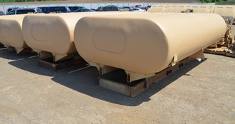 BattleJacket coated fuel tanks