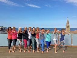 Yoga & Meer