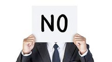 "Getting Patrick to say ""No"""