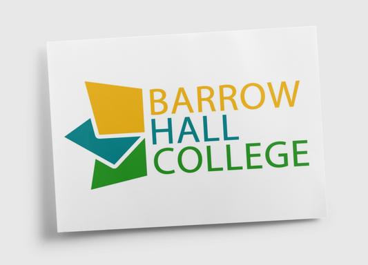 Barrow Hall College logo