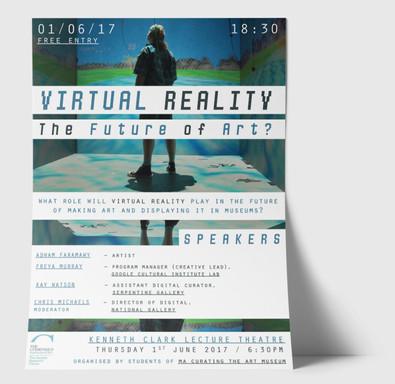 Virtual reality: the future of art?