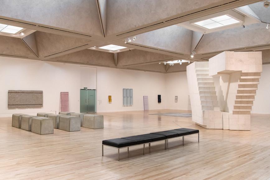 Rachel Whiteread - Installation view