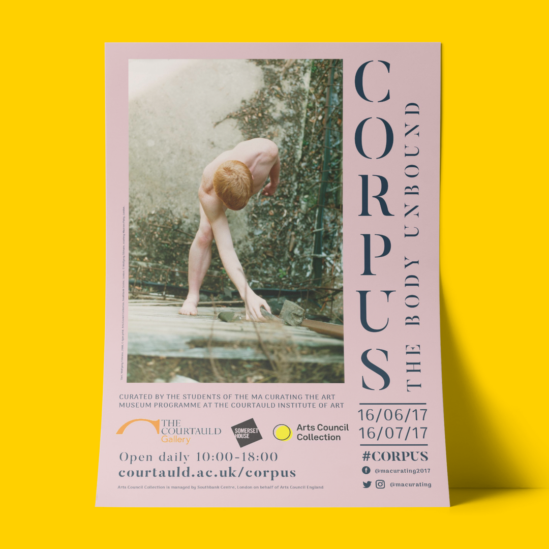 Exhibition poster
