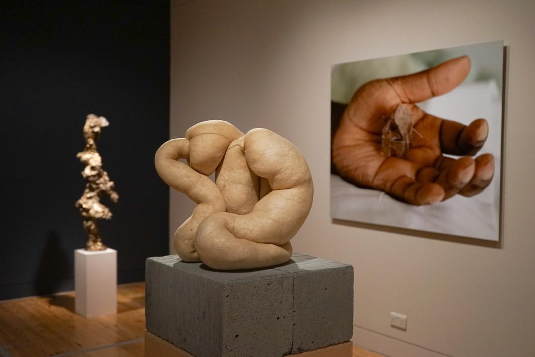 Corpus: The Body Unbound - Installation view