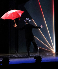 Singin' in the Rain - Production photo