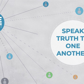 Speak Truth to One Another - One Another // Special Speaker Alex Pearson
