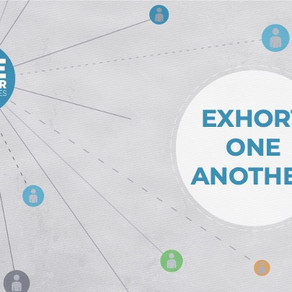 Exhort One Another - One Another // Pastor Jon Wong