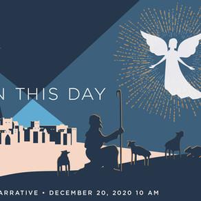 Born This Day - A Christmas Narrative // Pastor Jon Wong