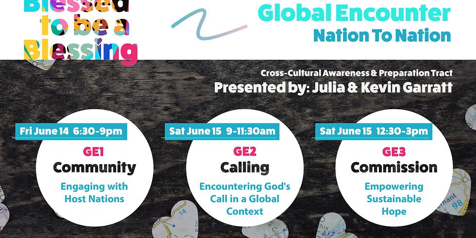 Nation to Nation: Global Encounter Seminar Series