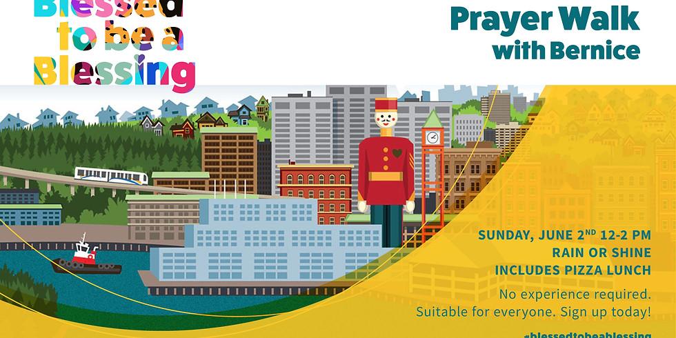 Prayer Walk in New Westminster