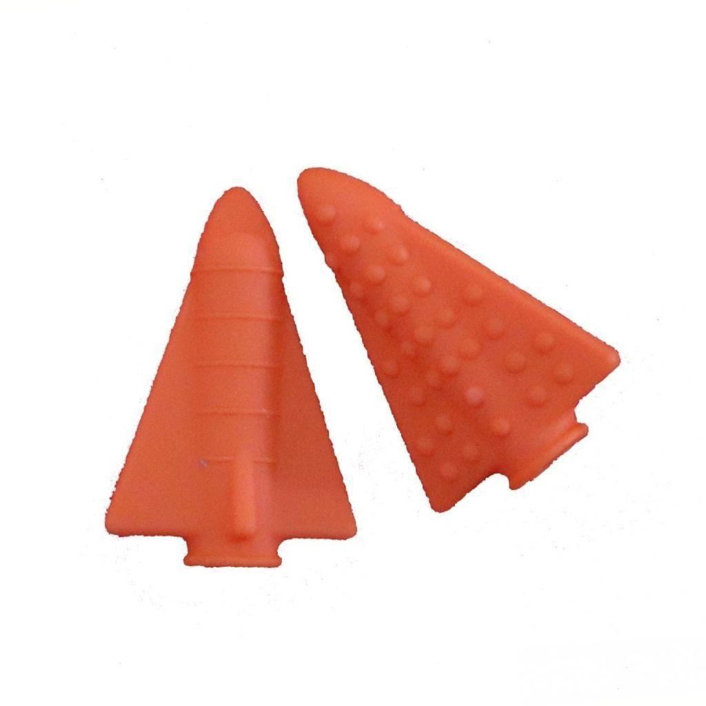 Pencil Topper Carrot