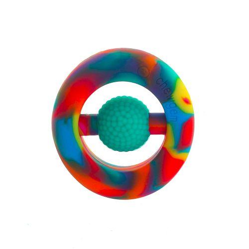 chewigem fidget rainbow