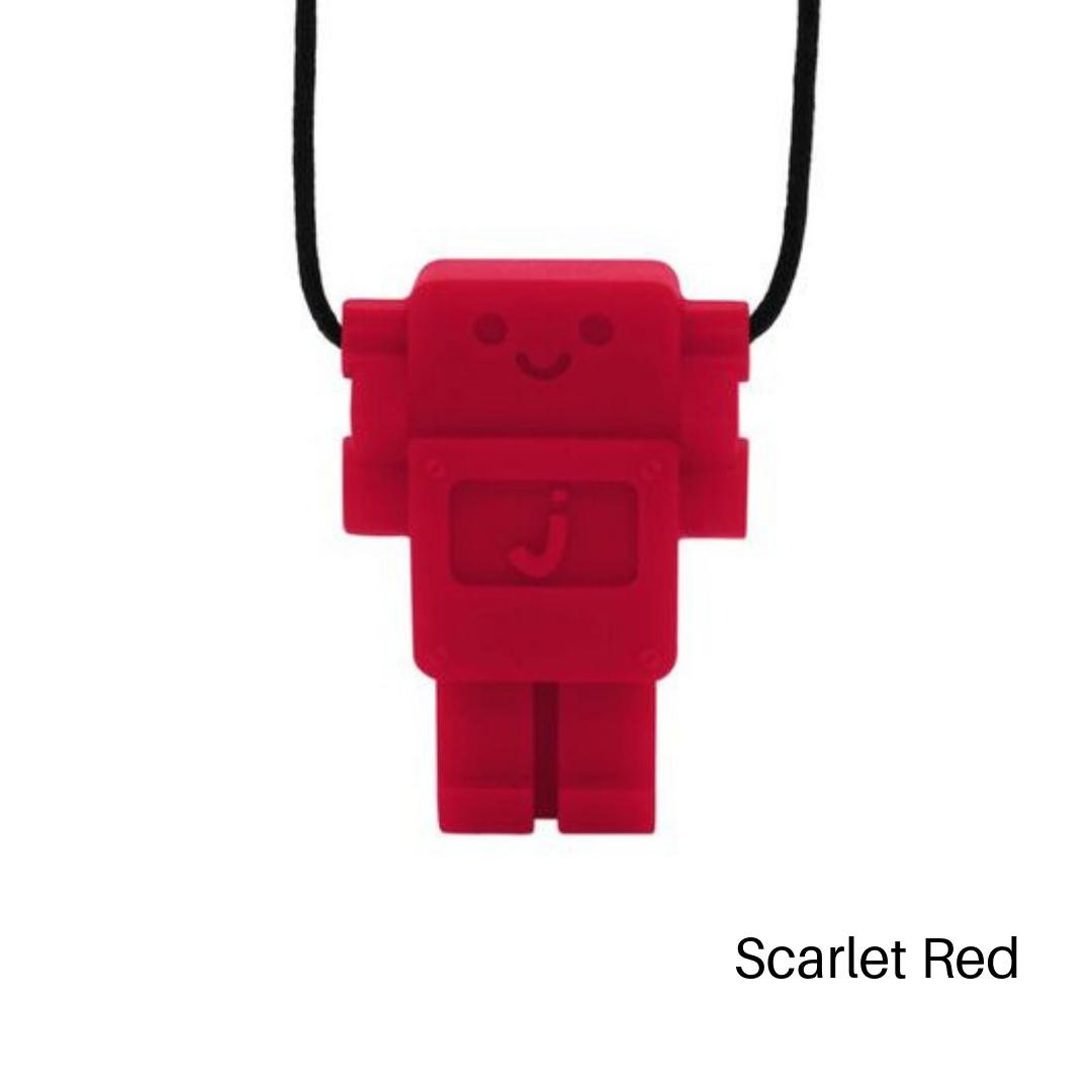 Robot Scarlet Red
