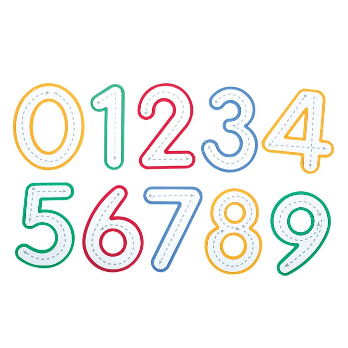 Write and Wipe numbers