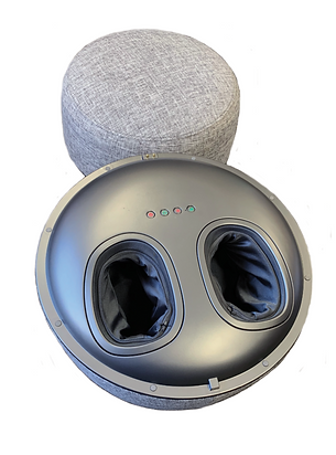Foot Massaging Ottoman Includes Delivery
