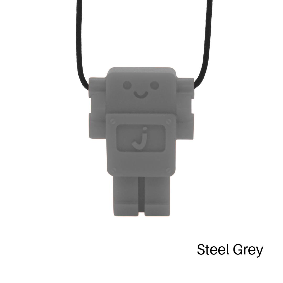 Robot Steel grey