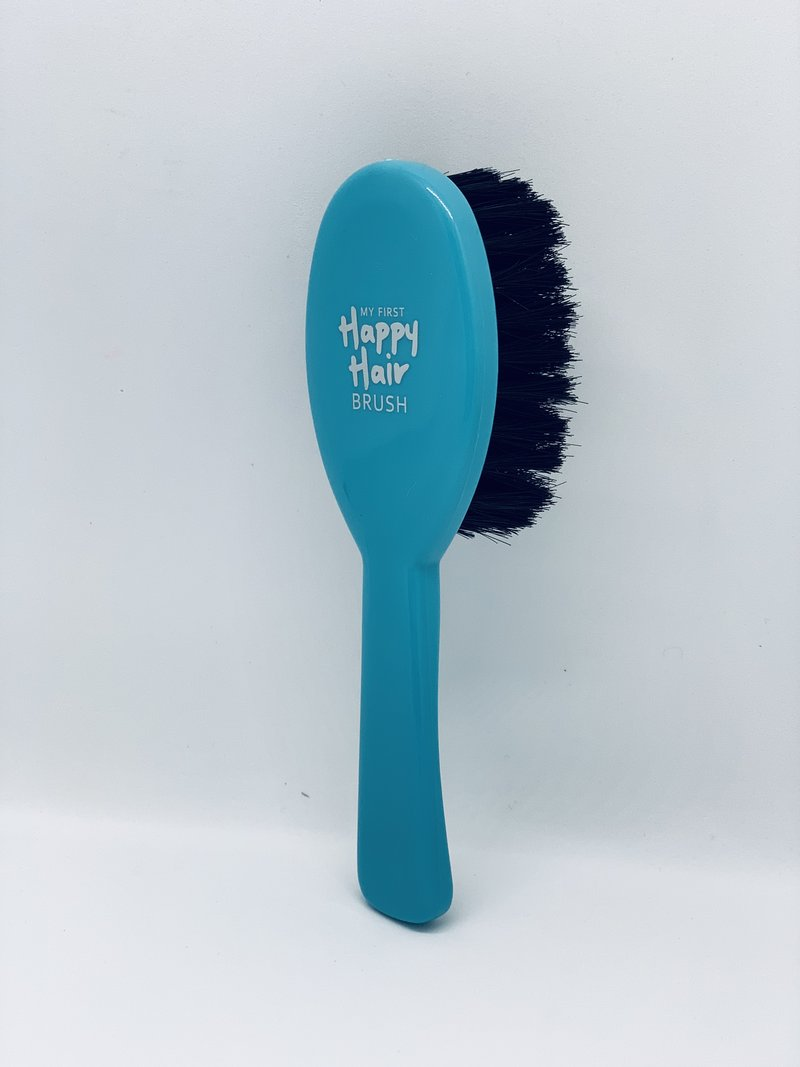 Happy Baby Hair Brush teal