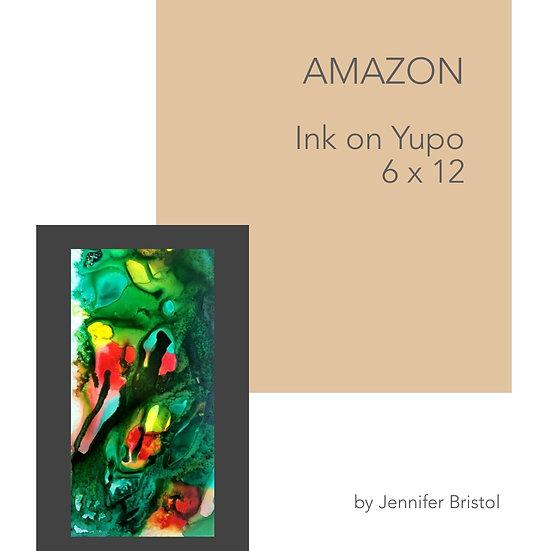 Amazon - original painting