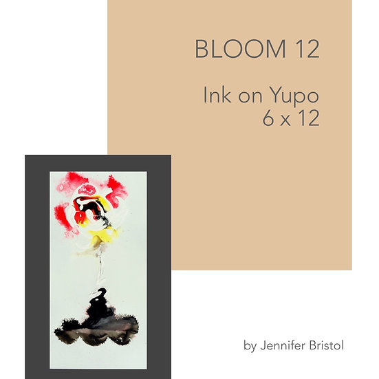 Bloom 12 - original painting