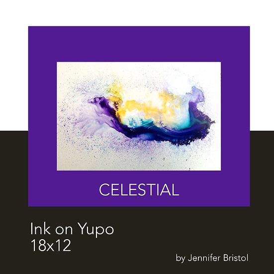 Celestial - original painting
