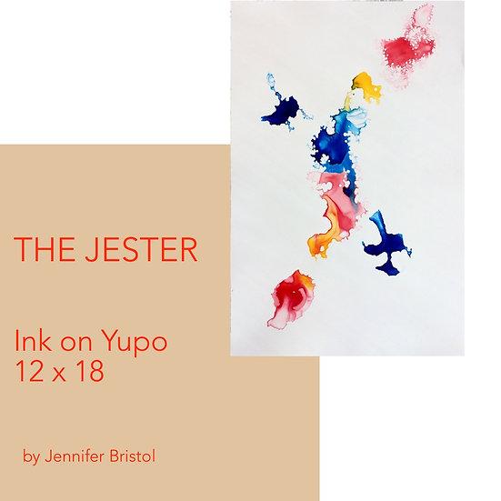 The Jester - original painting