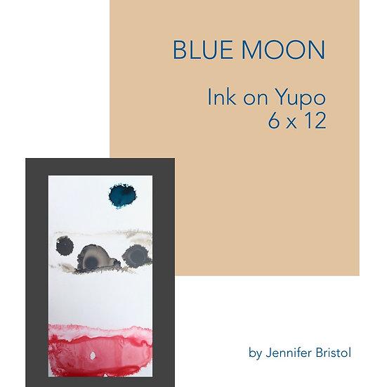 Blue Moon - original painting