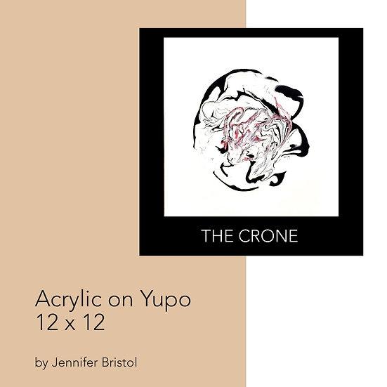 The Crone - original painting