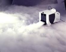 Low Level Fog Machine