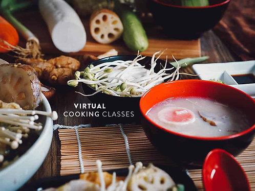 Virtual Cooking Class