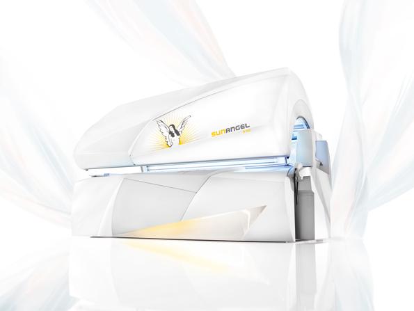 Sun Angel Tanning Bed