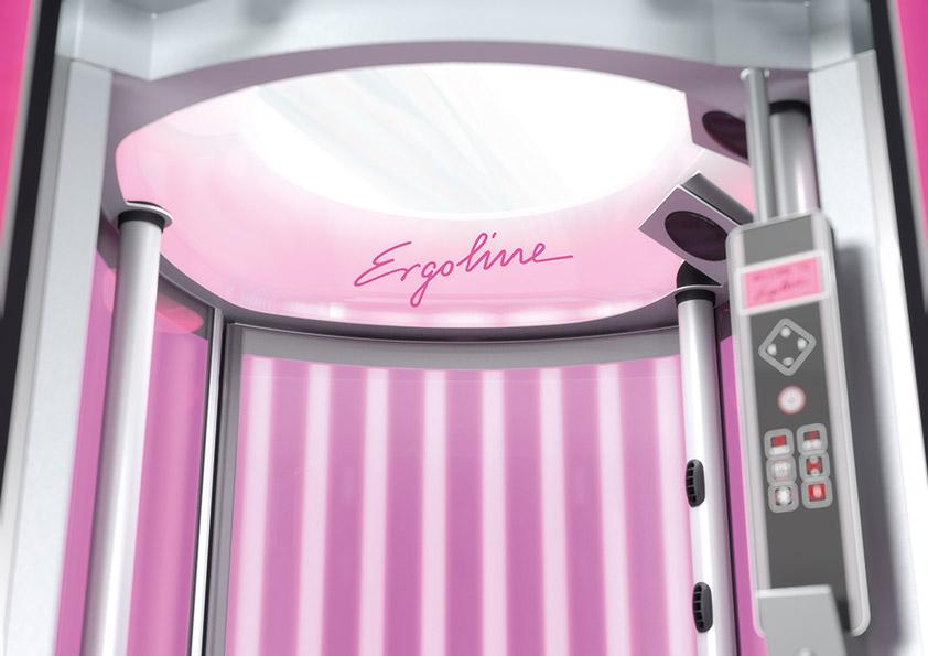 Ergoline Beauty Angel Tanning Bed