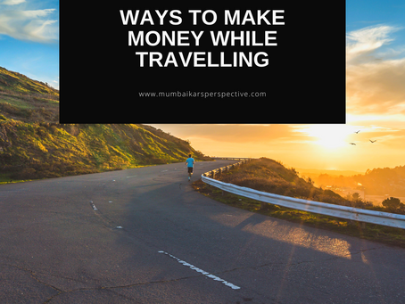 Travel Jobs and Ways to make Money While Travelling