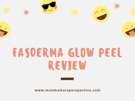 Fasderma Glow Peel Review