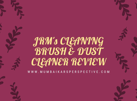 JRM's Cleaning Brush Feather Microfiber Duster Magic Dust Cleaner Review